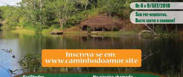 FERIADÃO NA NATUREZA COM REIKI XAMÂNICO AMADEUS